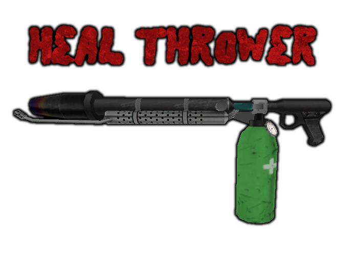 Heal Thrower